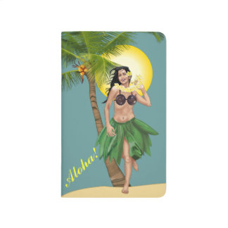 Love My Hula Girl Journal 2