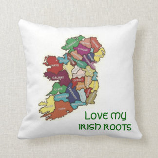Love My Irish Roots Cushion