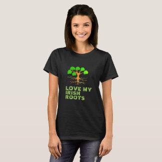 Love My Irish Roots - T-Shirt