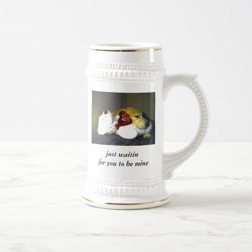 Love My Lab  Stein 02 Mug