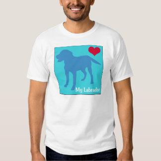 Love My Labrador T-Shirt