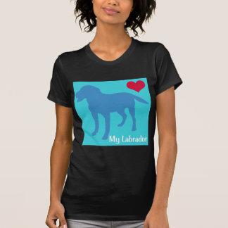 Love My Labrador Tee Shirts
