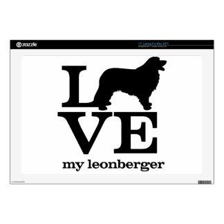 Love my Leonberger Laptop Skins