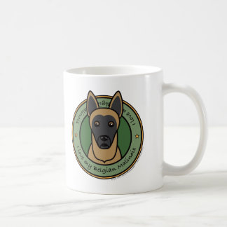 Love My Malinois Coffee Mug