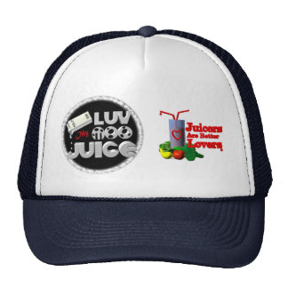 Love My Moo Juice template Valxart.com Hats