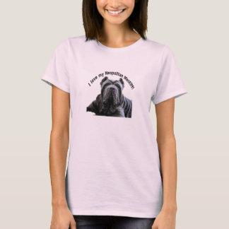 love my Neopolitan Mastiff t-shirt