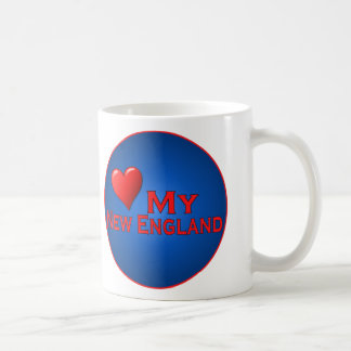 Love My New England Fan Club Items Mugs