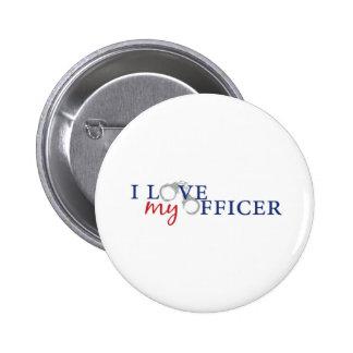 love my officercuffs 2 inch round button