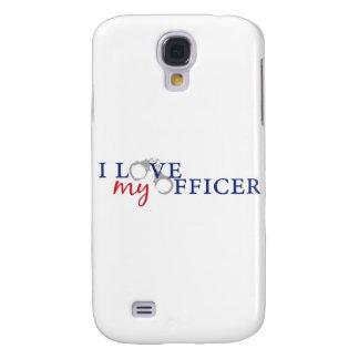 love my officercuffs samsung galaxy s4 cover