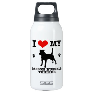 Love my parson russell terrier thermos bottle