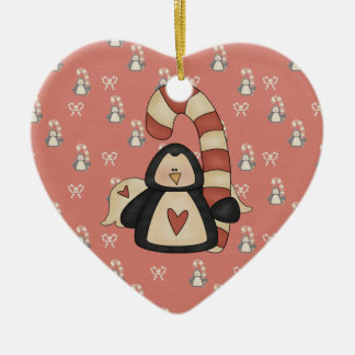 Love my Penguin Ornament