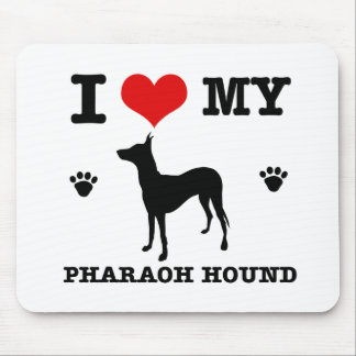 Love my Pharaoh hound Mouse Pad