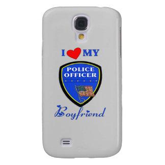 Love My Police Boyfriend Samsung S4 Case