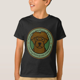Love My Portuguese Water Dog T-Shirt