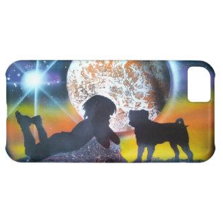 Love My Pug iPhone 5C Case