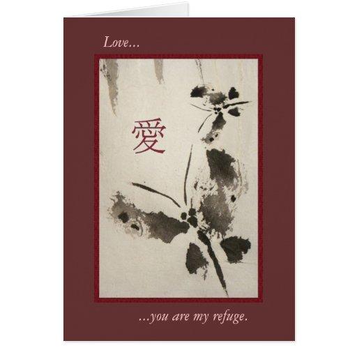 Love my refuge Card