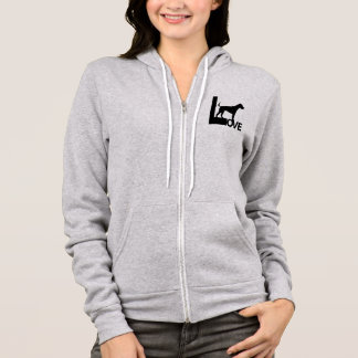 Love my retriever , awesome gift for any dog lover hoodie