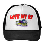 Love My RV Trucker Hat