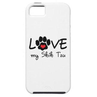 LOVE MY SHIH TZU iPhone 5 CASES