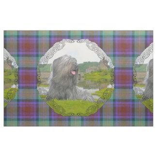 Love My Skye Terrier Fabric