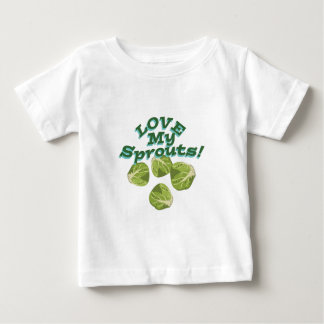 Love My Sprouts Baby T-Shirt