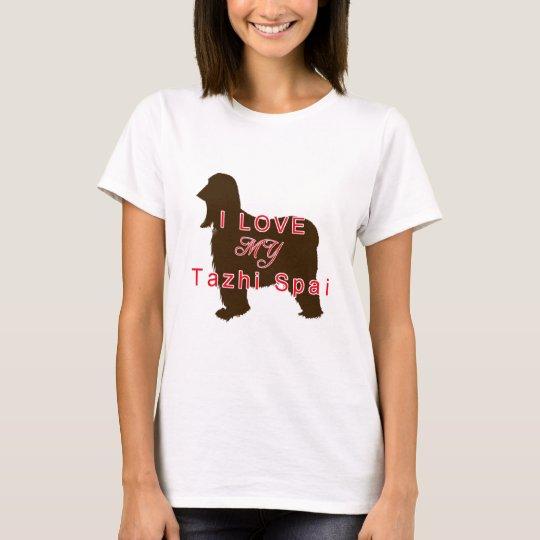 love my Tazhi Spai T-Shirt