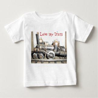 Love my train baby T-Shirt