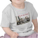 Love my train tshirts