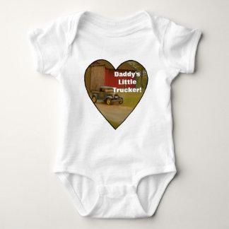 Love My Truck Merchandise Baby Bodysuit