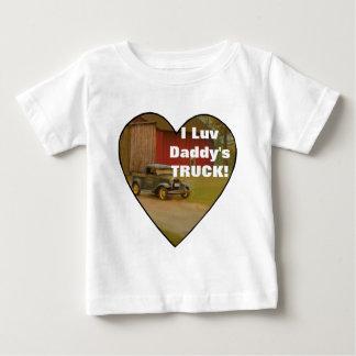 Love My Truck Merchandise Baby T-Shirt
