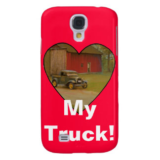 Love My Truck Merchandise Samsung Galaxy S4 Cover