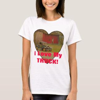 Love My Truck Merchandise T-Shirt