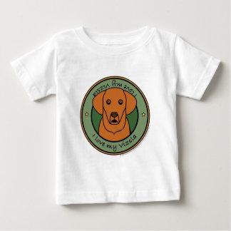 Love My Vizsla T Shirt