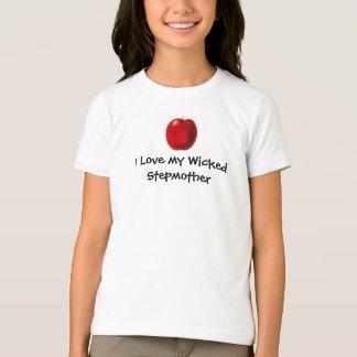 Love my Wicked Stepmother Kids Shirt