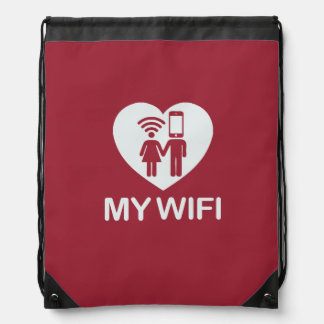 Love My WIFI bag