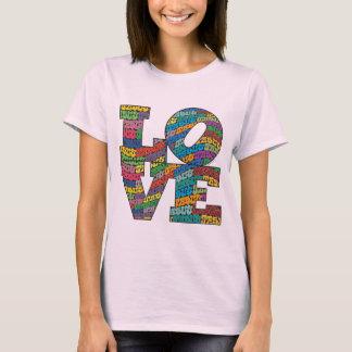 LOVE-n-JESUS tee