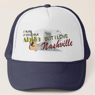 Love Nashville from Alaska Trucker Hat