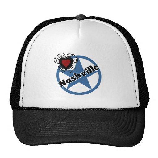 Love Nashville Mesh Hat