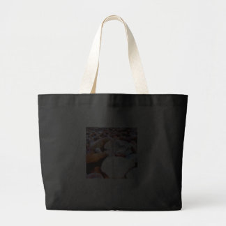 LOVE NATURAL CANVAS BAGS