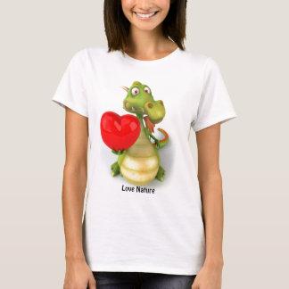 Love Nature Dragon Shirt