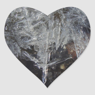 Love Nature Stickers - Early Spring Ice