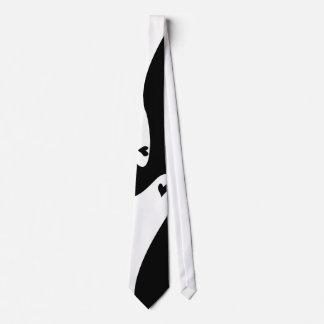 love neck tie