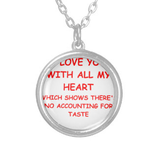love personalized necklace