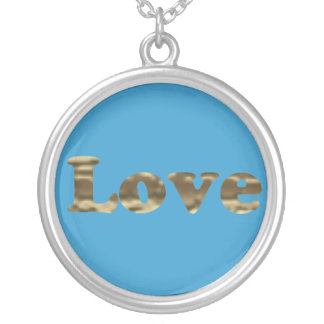 love, necklace