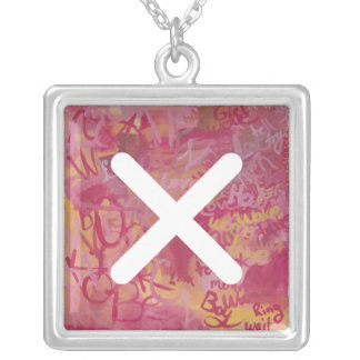 Love Necklace - X