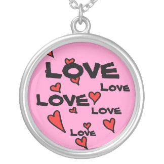 Love Neclace Custom Necklace