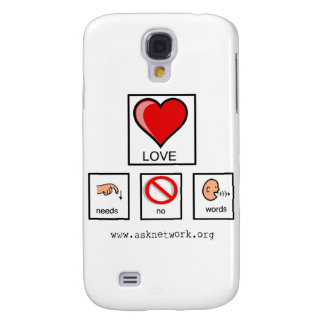 Love Needs No Words iPhone 3 Case - 1