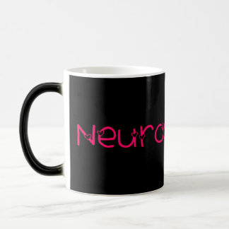 Love Neuroscience Magic Mug