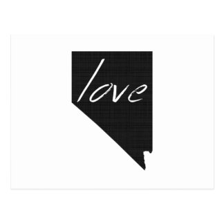 Love Nevada Postcard