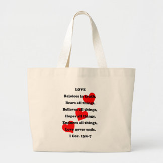 Love Never Ends Bag